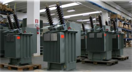 Bilde av Sugetransformatorer produsert av GBE